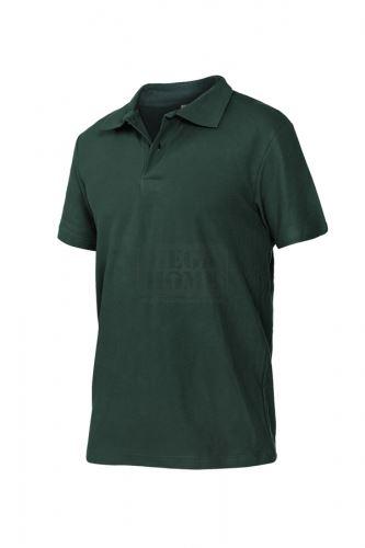 Блуза пике Polo тъмно зелена