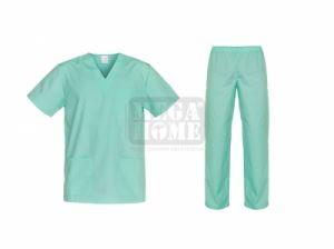 Медицински комплект туника и панталон Cesare резеда
