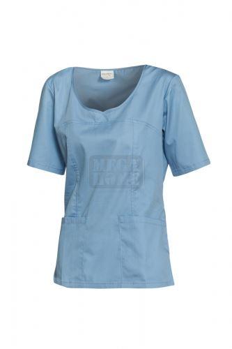 Медицинска дамска туника Ines синя