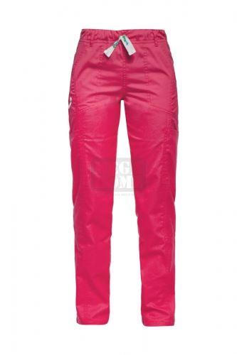 Медицински панталон унисекс Dante розов