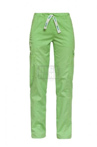 Медицински панталон унисекс Dante зелен