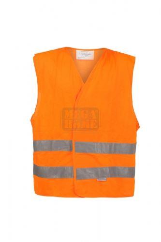 Светлоотразителен елек Bolt оранжев