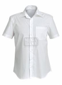 Мъжка риза с къс ръкав за сервитьори Zuma