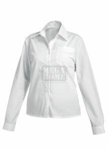 Дамска риза с дълъг ръкав за сервитьори Alinea