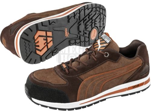 Работни защитни обувки Puma Barani LOW S1P