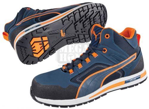Работни защитни обувки Puma Crossfit MID S3