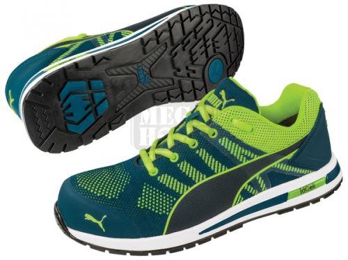 Работни защитни обувки Puma Elevate LOW S1P зелени
