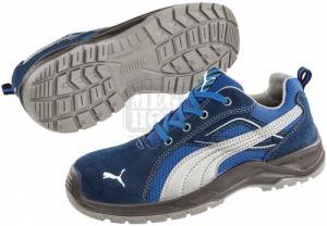 Работни защитни обувки Puma Omni LOW S1P сини