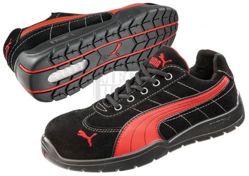 Работни защитни обувки Puma Silverstone LOW S1P