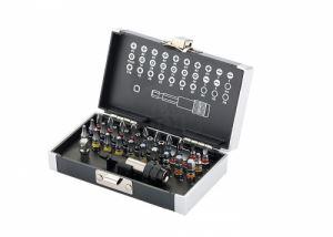Комплект битове и магнитен адаптер Gross 32 части
