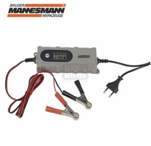 Зарядно за акумулаторни батерии 6V-12V Mannesmann