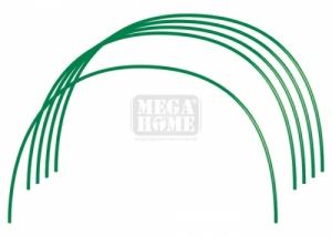Дъга за парник 6 бр 0.85 - 1.20 х 0.9 - 1.00 м, диаметър 5-10 мм