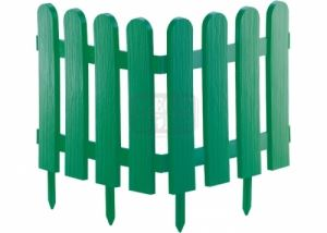 Декоративна ограда Кънтри 29 х 224 см зелена