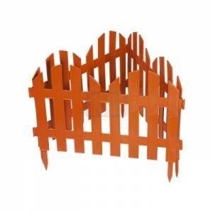 Декоративна ограда Ренессанс 28 х 300 см теракот