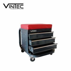 Сервизен стол - количка Делукс VINTEC