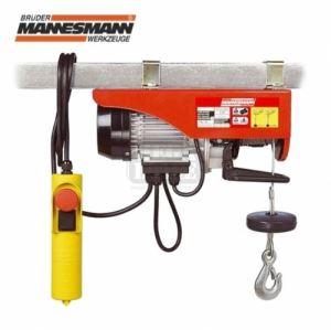 Електрическа лебедка 220V Mannesmann