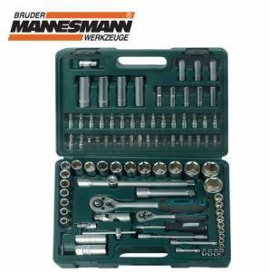 Комплект инструменти в куфар 94 части Mannesmann