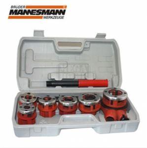 Комплект за нарязване на резби на тръби 9бр. Mannesmann