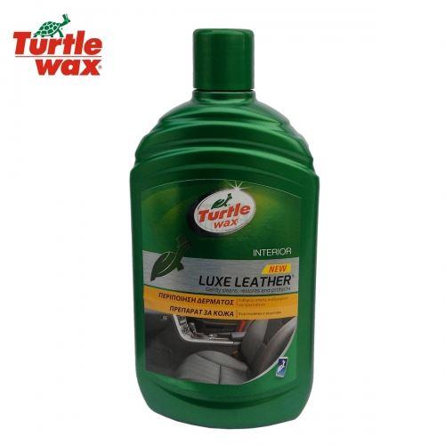 Почистващ препарат за кожена тапицерия Turtle WAX