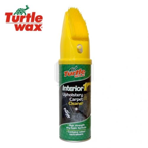 Спрей за почистване на тапицерия Turtle WAX