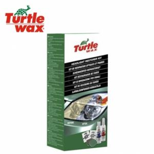 Комплект за почистване на фарове Turtle WAX