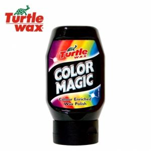Полирпаста COLOR MAGIC, черна Turtle WAX