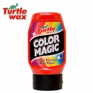 Полирпаста COLOR MAGIC, червена Turtle WAX