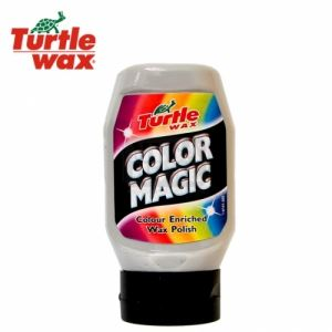 Полирпаста COLOR MAGIC, сива Turtle WAX