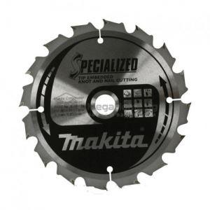 Циркулярен HW диск за дърво Makita 190 мм х 30 мм Specialized