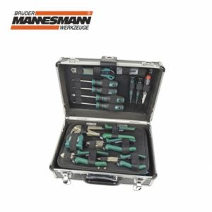 Комплект инструменти в куфарче 90 части Mannesmann