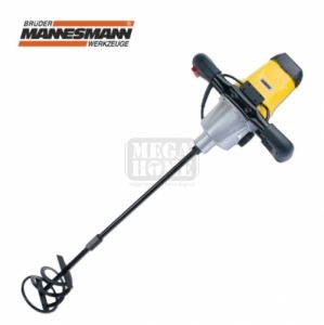 Електрически миксер за строителни разтвори, 1400 W Mannesmann