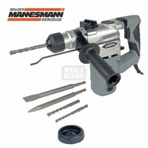 Комплект ударна къртачна бормашина 1500W Mannesmann