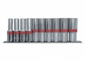 Комплект вложки удължени 1/2 6-стенни 10 броя 10 - 22 мм MTX
