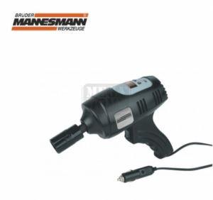 Електрически гайковерт с вложки, 12 V, 340 Nm Mannesmann