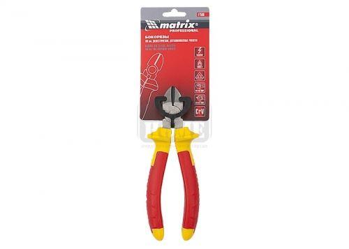 Клещи резачки странични Insulated 160 мм MTX Professional