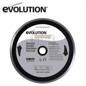 Диамантен диск 255 mm EVOLUTION