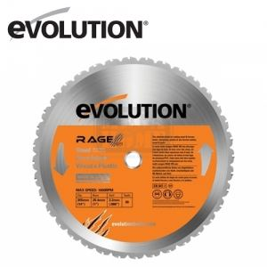 Универсален диск RAGE 355 mm EVOLUTION