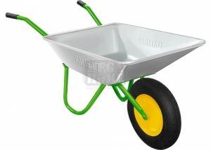 Градинска количка с товароподемност 100 кг обем 65 л Palisad