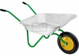 Градинска количка с товароподемност 90 кг обем 65 л Palisad