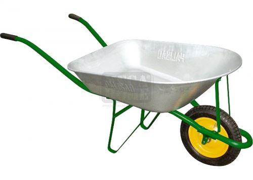 Градинска количка с товароподемност 160 кг обем 78 л Palisad