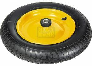 Колело с пневматична гума 3.00 - 8 D 360 мм на лагер Palisad