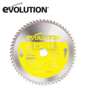 Диск за рязане на неръждаема стомана 230 mm EVOLUTION