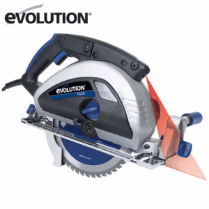 Ръчен потапящ циркуляр за рязане на стомана EVO230HDX EVOLUTION