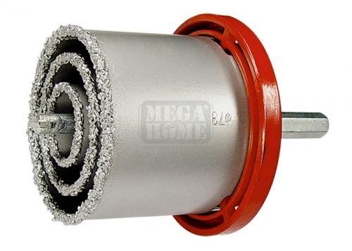 К-т боркорони за керамични плочки D 33-53-67-73 мм MTX