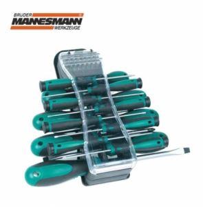 Комплект отвертки с накрайници, 32 части Mannesmann