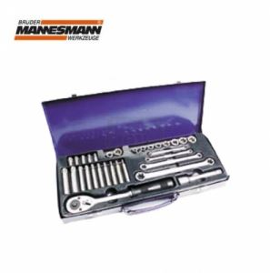 Комплект вложки и ключове тип Торкс 31 части Mannesmann