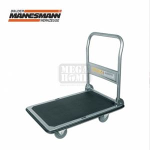 Ръчна количка 300 кг, 91х61х89 см Mannesmann