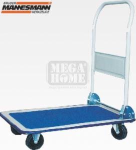 Сгъваема ръчна количка 150кг. Mannesmann