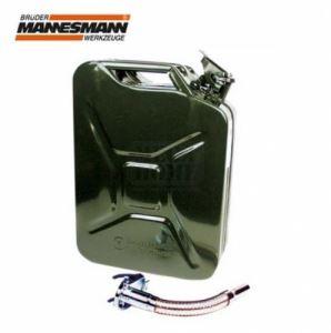 Метална туба за гориво (20л.) Mannesmann