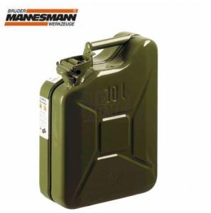 Метална туба за гориво 10л. Mannesmann